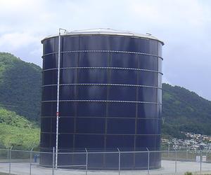 water-silo